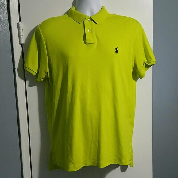 ca28610441 coupon for ralph lauren polo shirt neon eb51e c1869